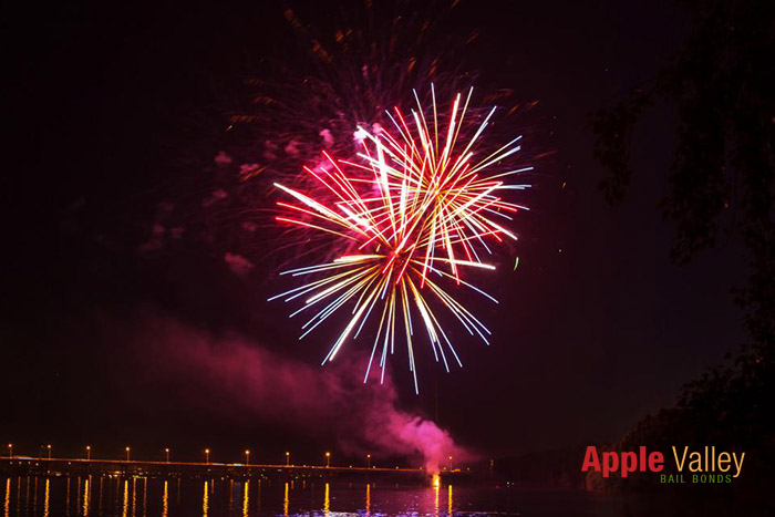 Basic Fireworks Laws in California