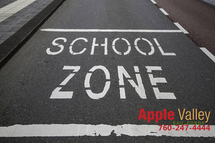 Remember to Slow Down in School Zones